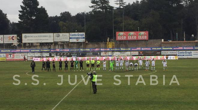 Juve Stabia 4 a 0 Viterbese