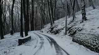 Neve al Faito