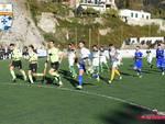 Foto di Michele Abbagnara tratta dal diario di Facebook di F.C. Sal De Riso Costa d'Amalfi Calcio