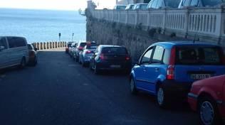 Traffico in Costiera amalfitana a Capodanno