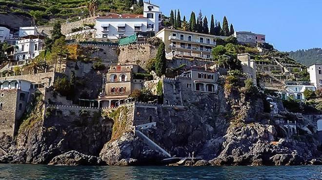 Baia della Marmorata Ravello
