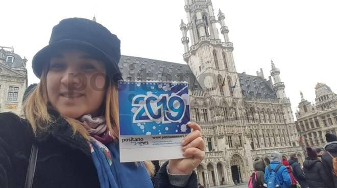 Positanonews a Bruxelles. Un giorno al Parlamento Europeo