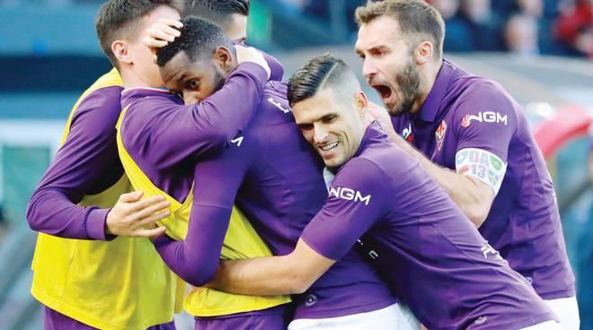 Fiorentina -Napoli domani ore 18 - La viola ci Crede