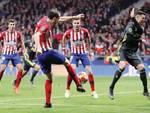 Gimenez e Godin Juve KO Al Wanda Metropolitano