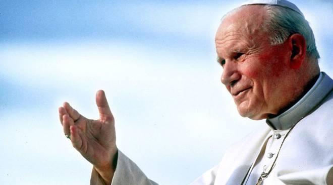 Le reliquie di San Giovanni Paolo II a Salerno