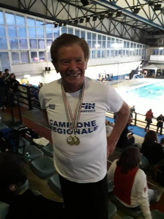 Michele Maresca Nuotatori del Golfo Piano di Sorrento