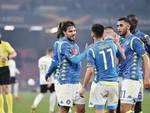 Napoli,Ancelotti li voglio cosi -Verdi e Ounas gol e gioia