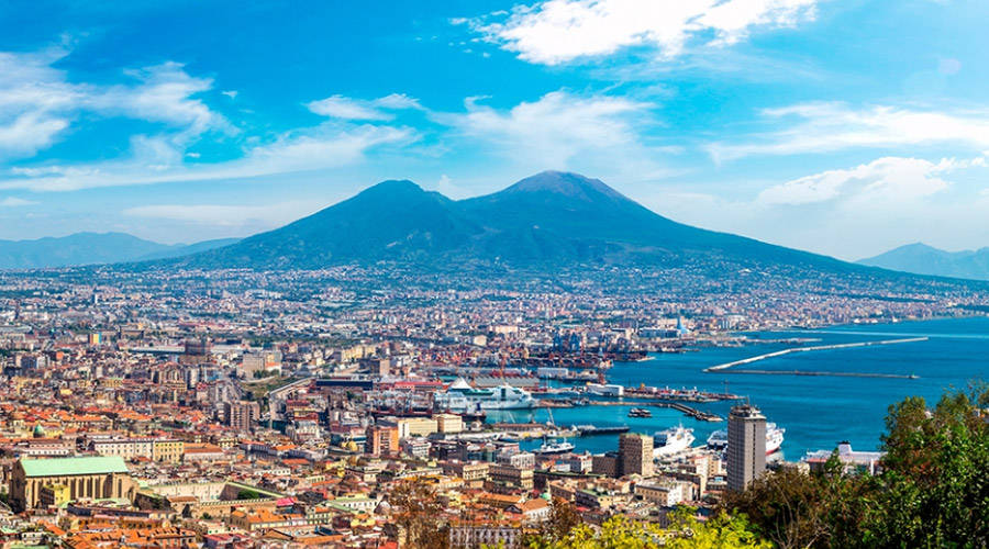 Napoli e costiera