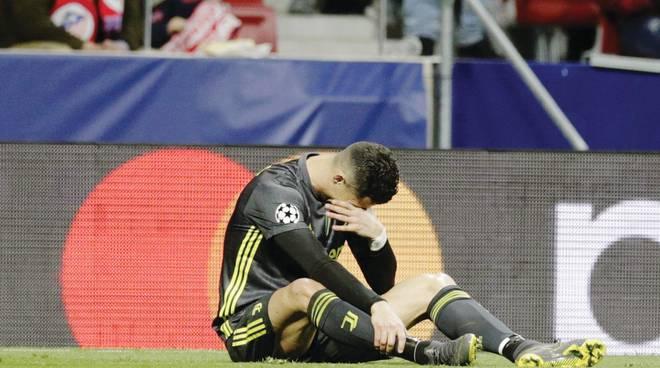 Povero Ronaldo beffato a casa sua