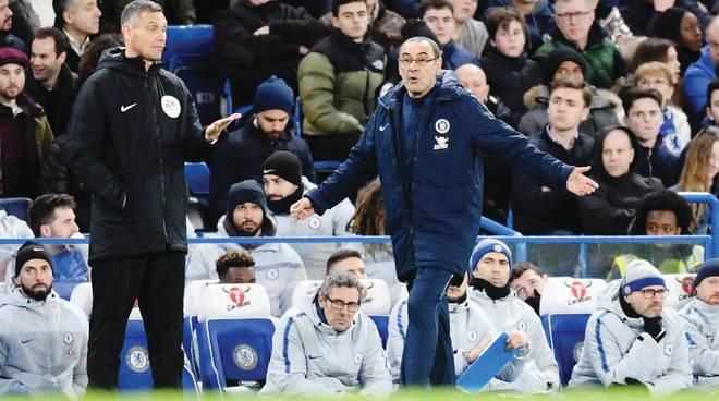 Settimana decisiva per Sarri  Stasera il Malmö, domenica il City in Coppa di Lega, mercoledì il Tottenham: tre ta