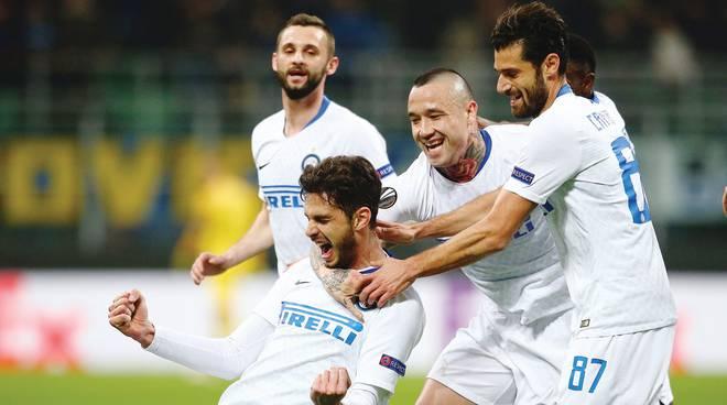 Spalletti: L'Inter cresce con attenzione e qualità -Rapid eliminato