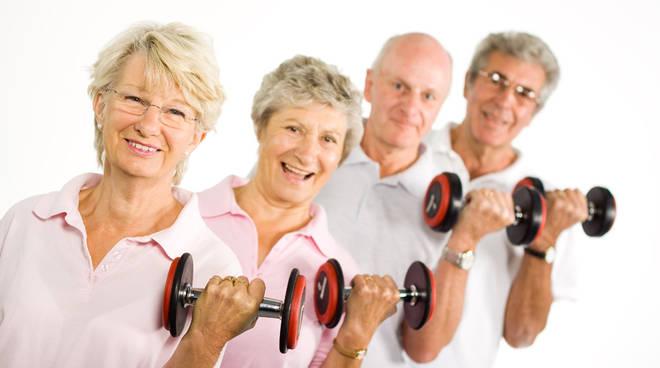 sport anziani