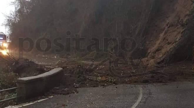 Strada ancora chiusa a Pimonte