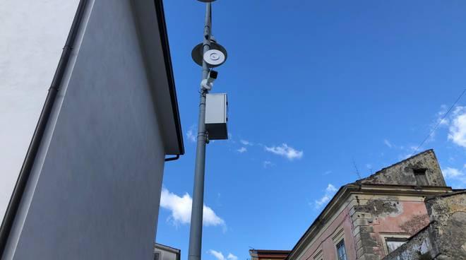 Tramonti: implementazione videosorveglianza per la sicurezza e la lotta all'abbandono selvaggio dei rifiuti