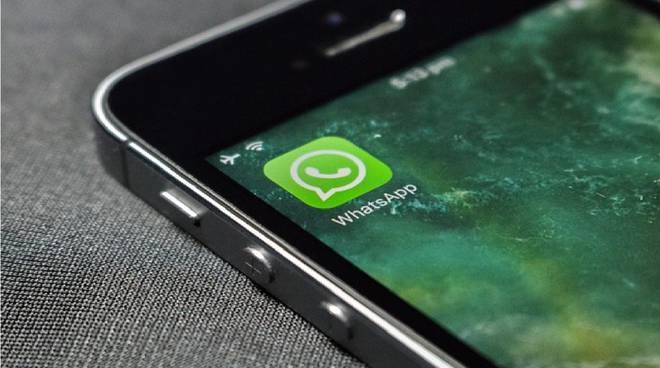 Video pedopornografico su Whatsapp