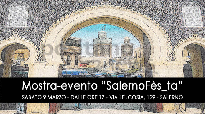 Salerno e Fès gemellate nel segno dell\'arte e dell\'artigianato