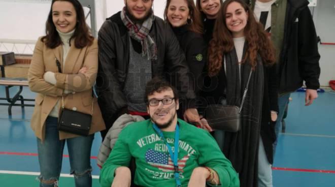 Daniele Gargiulo Liceo Marone Meta Sorrento