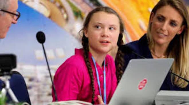 "Greta Thunberg Facebook: Greta Thunberg La ""pasionaria"" 16enne Per L'ambiente"