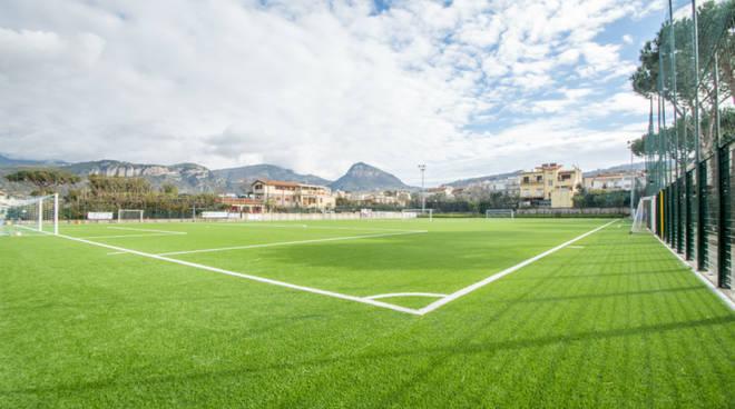 Il campo sportivo di Sant'Agnello