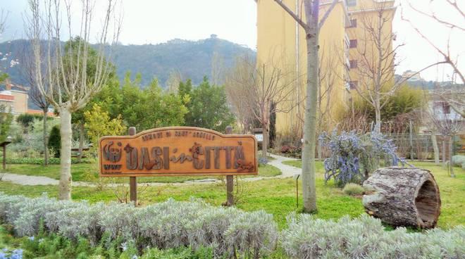 l'Oasi in città di Sant'Agnelloriapre