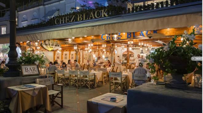 """Positano. Il ristorante """"Chez Black"""" riapre domani, sabato 02 marzo"""