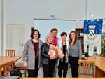 Praiano, lezioni di legalità. L'incontro della madre di Simonetta Lamberti con i ragazzi dell'istituto L.Porzio