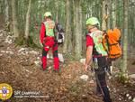 Soccorso Alpino Sentiero Agerola