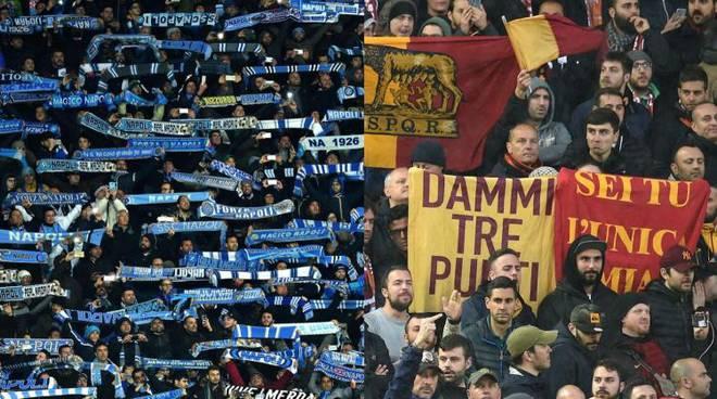 Torna il campionato e il Derby del Sud Roma Napoli