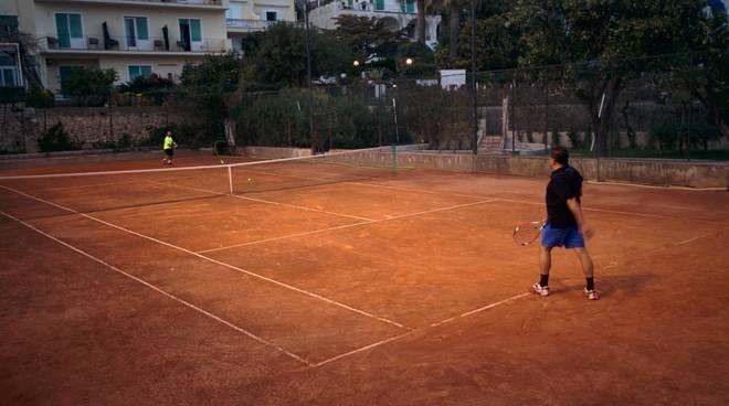 """Al via il torneo Tennis Open """"Isola di Capri"""""""