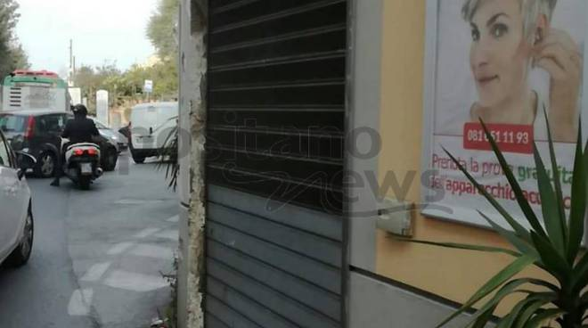 piano di sorrento bus incidente siesta