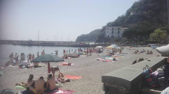 cetara spiaggia
