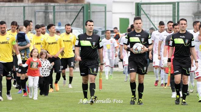 Foto di Anna Verriello Foto tratta dal diario di Facebook dell'USD Bitonto Calcio