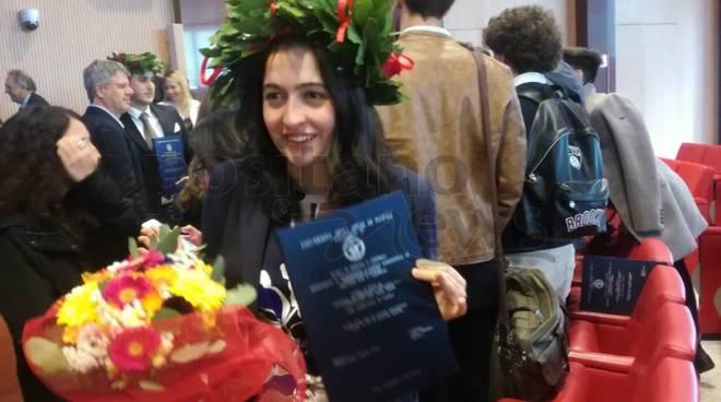 Anna Celentano Positano laurea ortottica oftalmologia