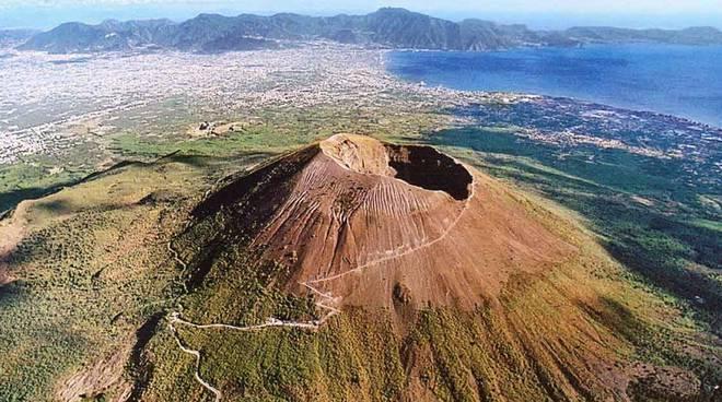 Attività sismica sul Vesuvio