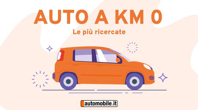 automobile km 0