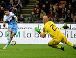 La Lazio sbanca San Siro: biancocelesti in finale di Coppa Italia