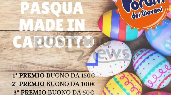 Pasqua made in Caruotto: il contest fotografico del Forum dei Giovani di Piano