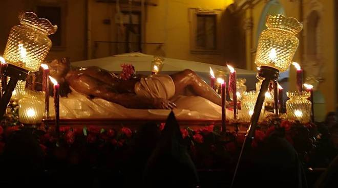 Cristo Morto a Sorrento