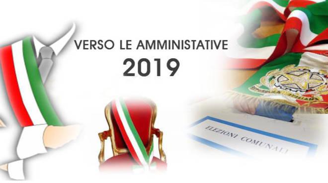 Elezioni amministrative 2019
