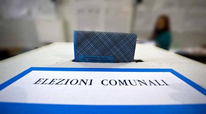 Elezioni comunali nel salernitano
