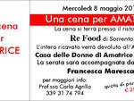 evento sorrento amatrice re food positanonews