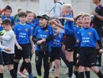 I bambini dell'Accademia Calcio Sorrento