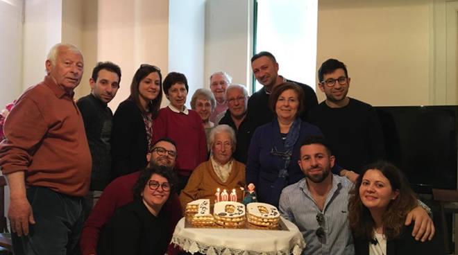 I cento anni di Maria Bonaventura Buonocore