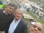 Intervista con un grande del motociclismo Agostini a Positano