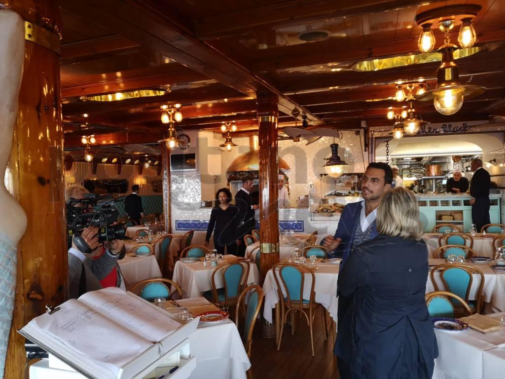 Linea Blu torna a Positano. Qualche foto allo Chez Black