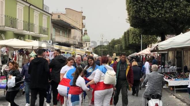 Manifestazioni e tradizioni della Madonna dell'Arco