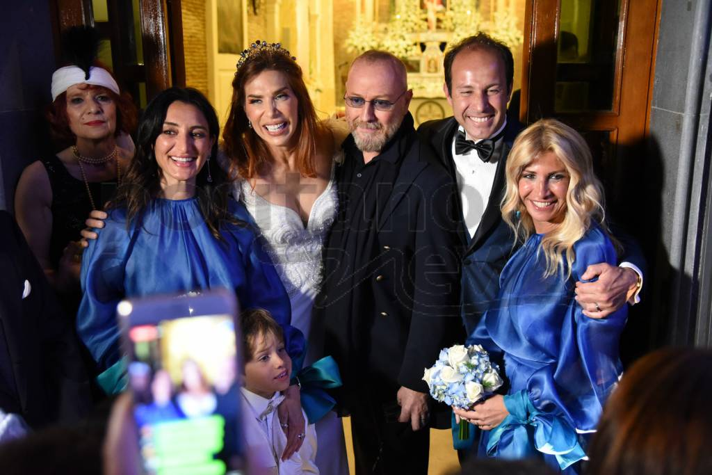 Matrimonio Veronica Maya