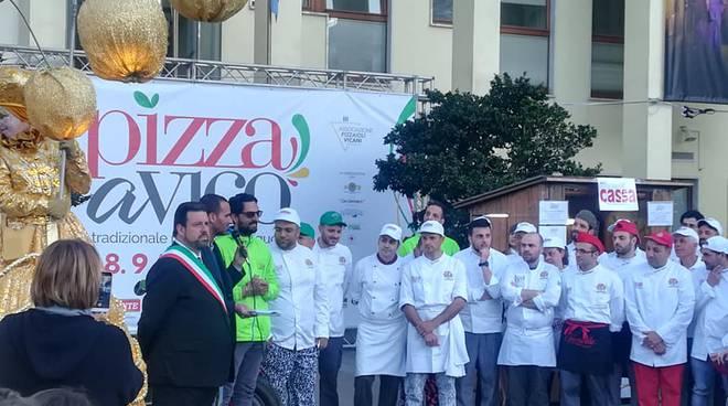 Pizza a Vico inaugurazione