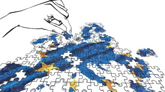 un'idea di europa quale futuro a meta