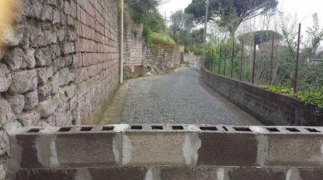Via Ponte Orazio